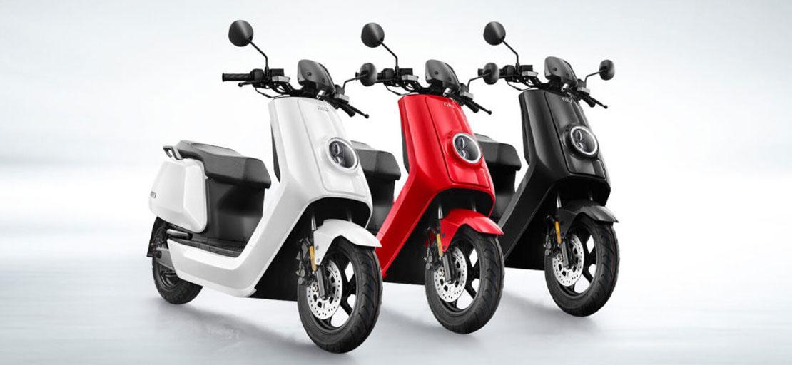 Niu Scooters électriques 3 coloris