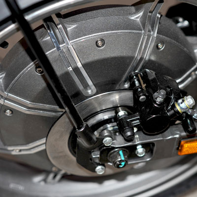 Super Soco TC moteur Bosch