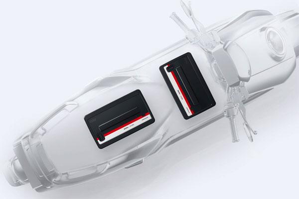 Niu NQi GT-2 batteries amovibles