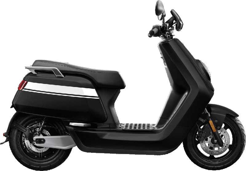 Niu NQi GT noir-blanc