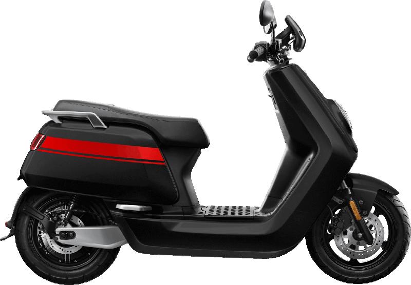 Niu NQi GT-noir-rouge