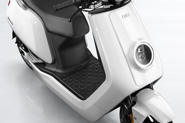 Niu-NQiSport-vue du scooter