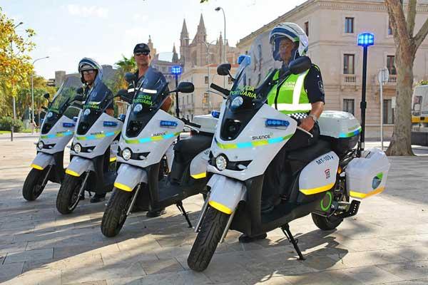 Silence S02 Police espagnole