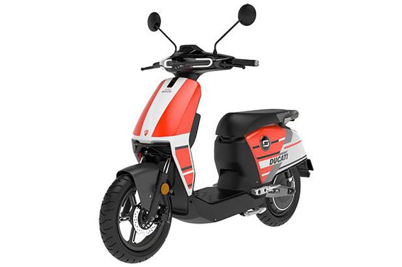 Super Soco CUx Ducati 2