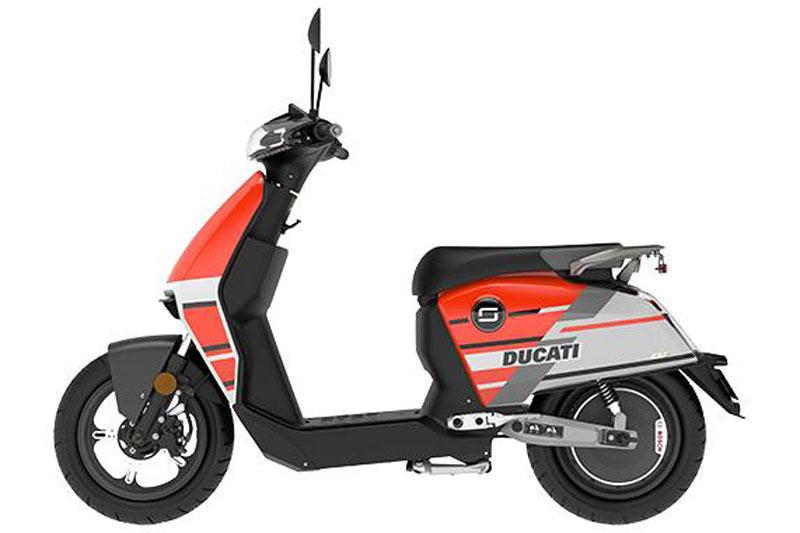 Super Soco CUx Ducati 3