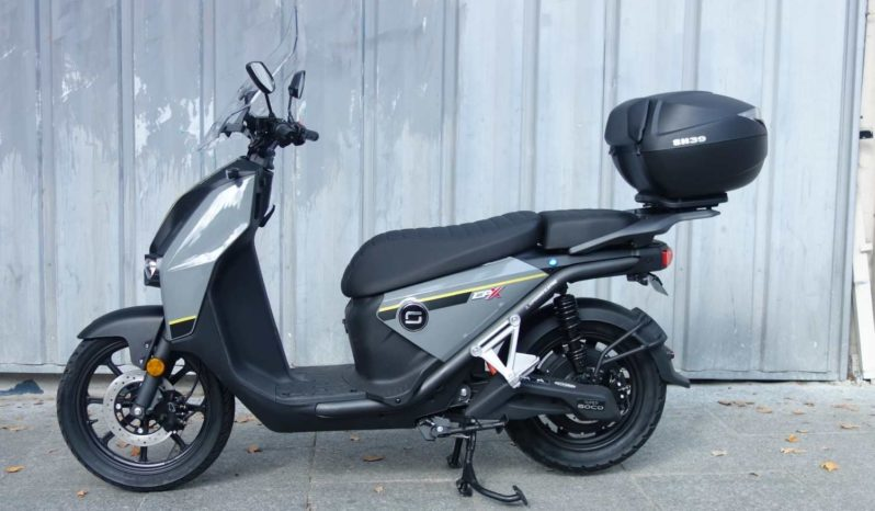SUPER SOCO 125 CPx – Garantie 2 ans complet