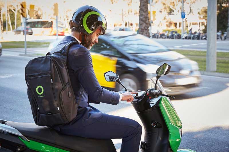 Silence S01 scooter électrique connecté