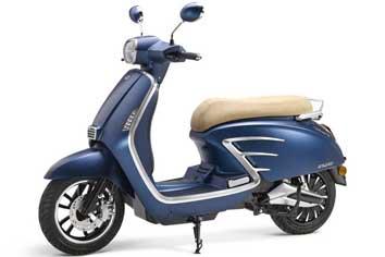TilGreen TilScoot 50 bleu mini