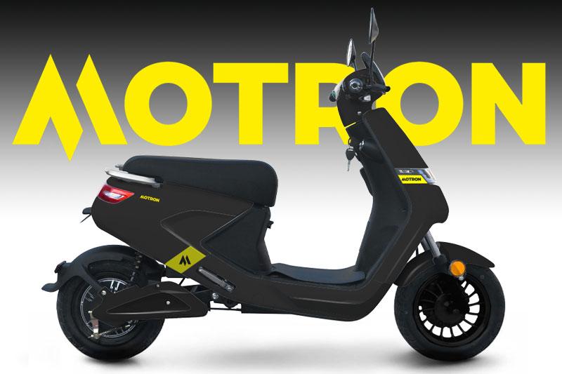 Motron Voltz scooter électrique